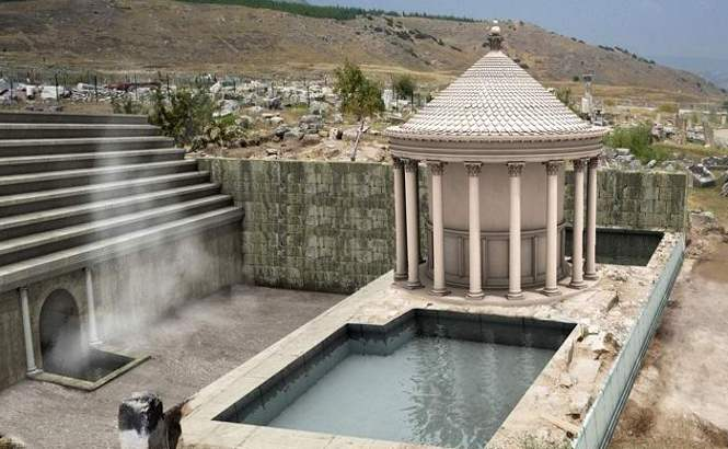 Тайна древнеримских «Врат в ад» разгадана учеными
