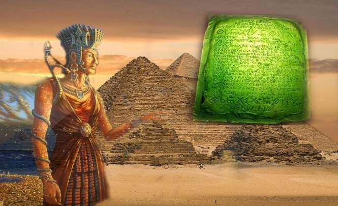 Уничтожить Землю не позволят пирамиды