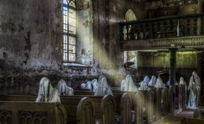 Доказательства того, что призраков не существует