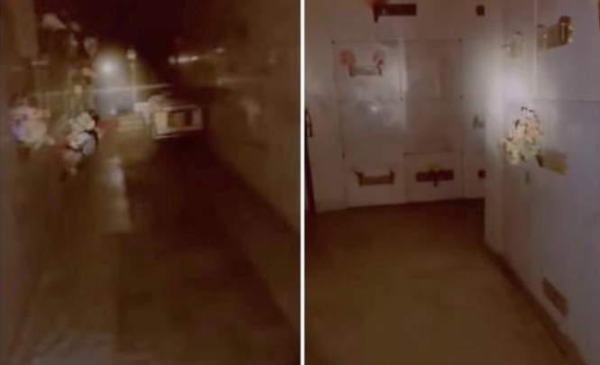 Призрак напугал охранника крематория
