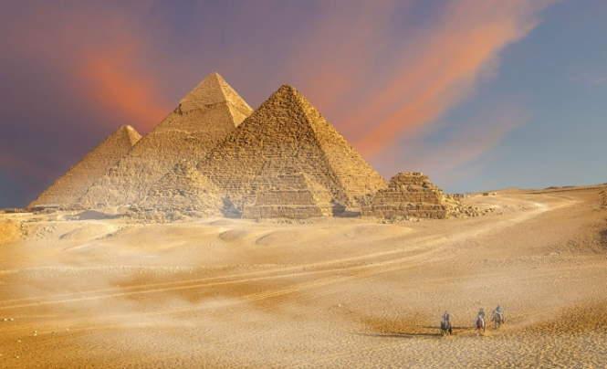 Древние места, в создании которых подозревают инопланетян