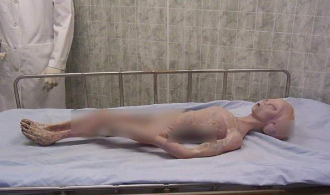 Видео крушения НЛО над Зоной 51 попало в сеть