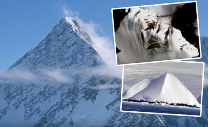 Под толщей снежного покрова Антарктиды скрываются древнейшие пирамиды на Земле