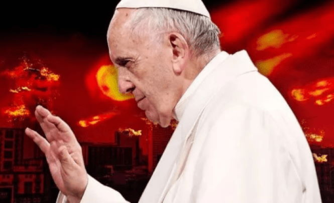 Папа Франциск скоро покинет пост, позволив свершиться пророчествам о Конце Света.