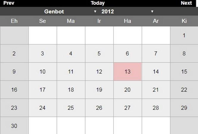Окончание календаря Майя может выпадать уже на 22-е мая.