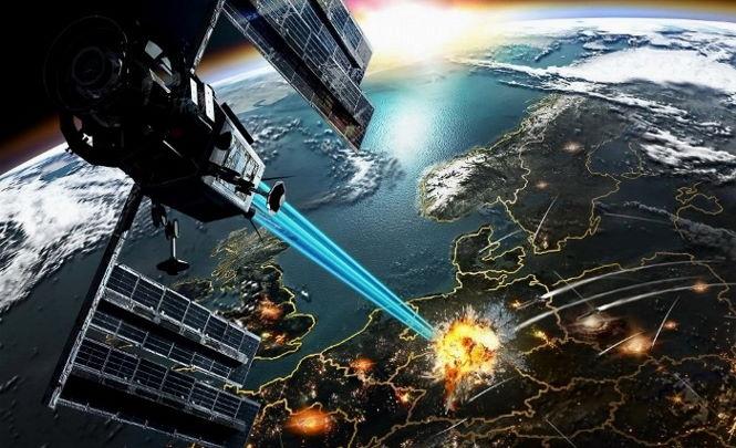 Пожары в США результат использования орбитального супероружия