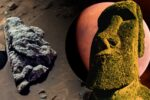 Статуя пришельца была заснята марсоходом Perseverance?