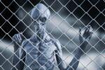 Инопланетяне навестили заключенных в Англии