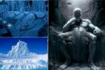 Преадамиты — в Антарктиде могут находиться останки великанов, живших до людей. (Видео)