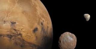 «Фобос» - Факты доказывающие, что спутник Марса имеет искусственное происхождение