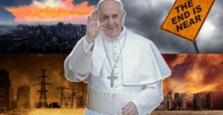 В декабре Папа Франциск уйдет и до Конца Света останутся месяцы.