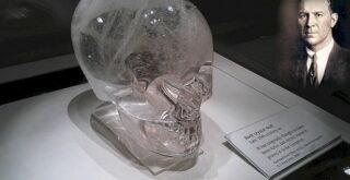 Хрустальный череп найденный Митчеллом-Хеджесом: таинственная реликвия