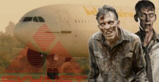 На борту рейса American Airlines пассажир превратился в зомби.
