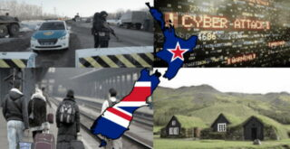Кибератака в Новой Зеландии может быть знаком о том, что пора покидать города.