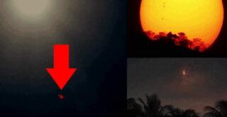Солнечное пятно AR2866 быстро увеличивается и астрономов это немного пугает.