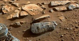 Марсоход Perseverance усиливает доказательства существования древней жизни на Марсе