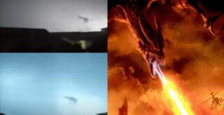 Драконы в Техасе уже лезут из-под земли.
