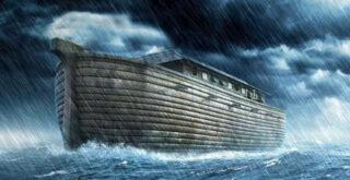 Бог обманул людей о Всемирном потопе