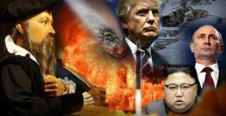 Нострадамус предсказал Третью мировую войну