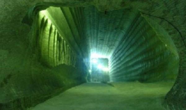 подземные тоннели исчезнувших цивилизаций