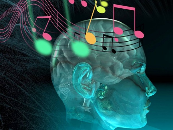 the neuro chemistry of music What is the chemistry of music basically, music stimulates the brain into producing more dopamine and serotonin which are like happy chemicals for the brain.