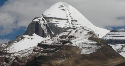 Гора Кайлас и её загадки