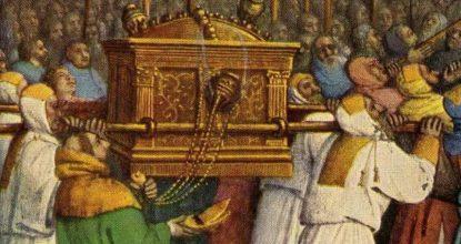 Ковчег Завета спрятан под Калининградом?