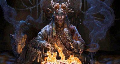 Месть мертвых шамановМесть мертвых шаманов