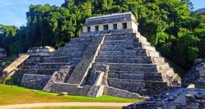 Ученые обнаружили что-то впечатляющее под пирамидой Майя