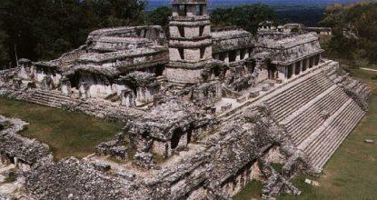Найдена самая большая гробница эпохи майя.