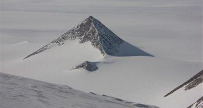 Древнейшие пирамиды обнаружили ученые вАнтарктиде