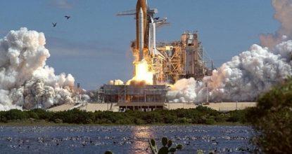 Космодром «Кеннеди» уйдет под воду— Ученые NASA