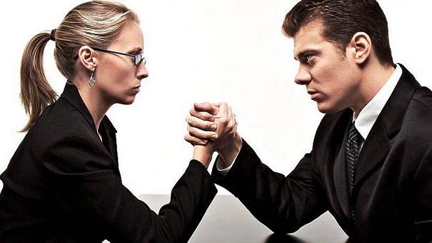 woman vs society