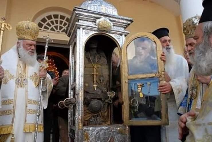 О почитании святых мощей в православии 124